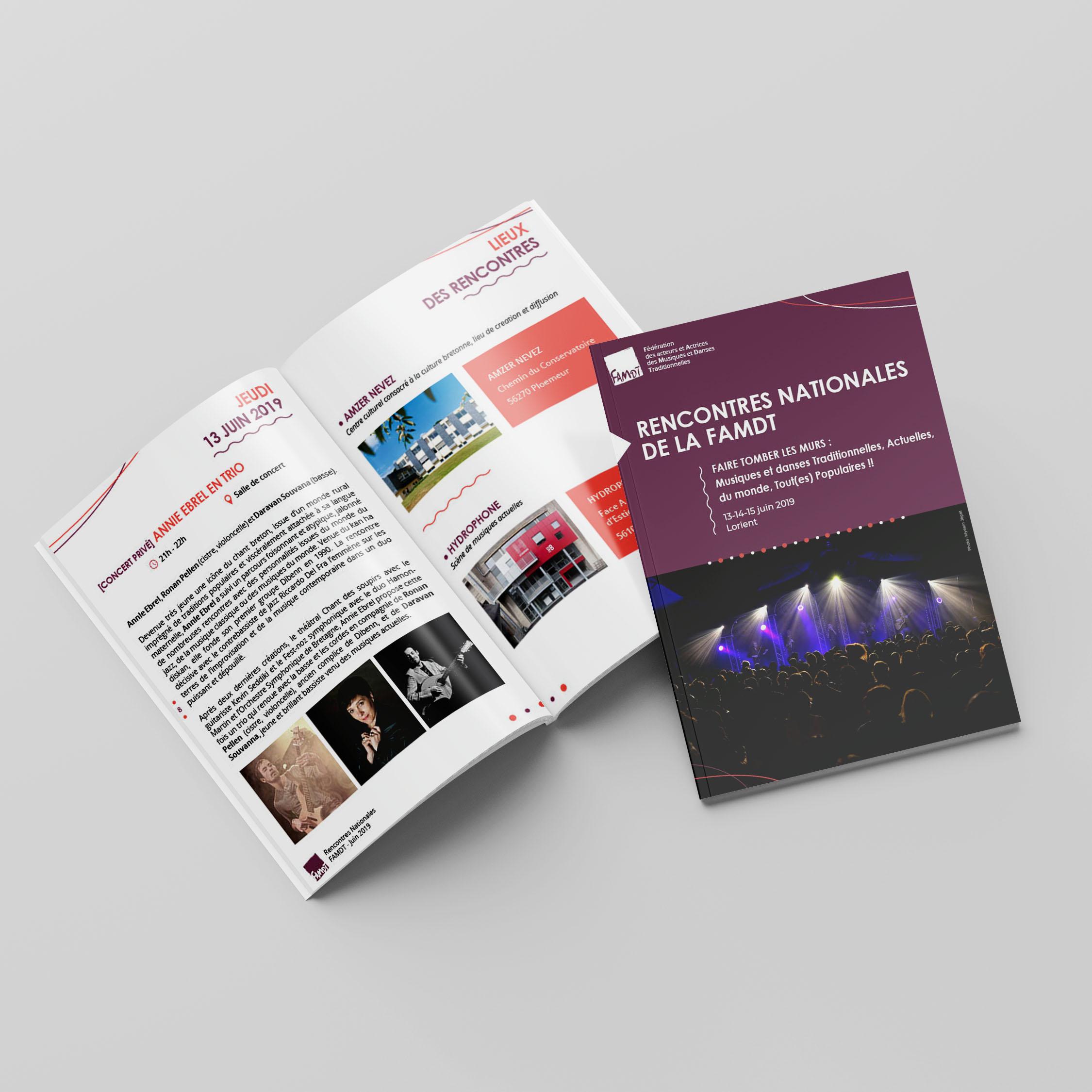 brochure rencontre FAMDT
